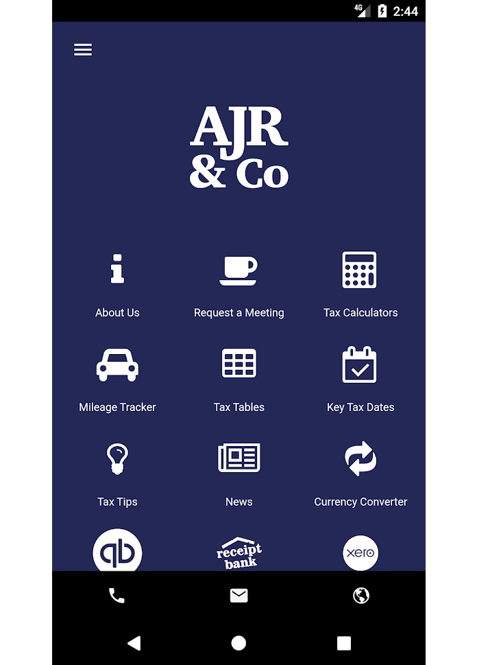 AJR & Co app now available!