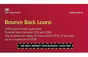 bounce back loans help for small businesses COVID-19